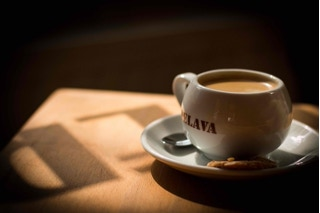 Wine & Coffee Lovers, Delava koffie